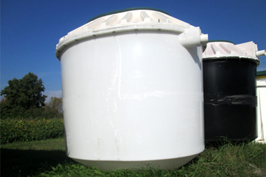 Rotomolded Septic Tanks, ATU Units, Advanced Treatment Units